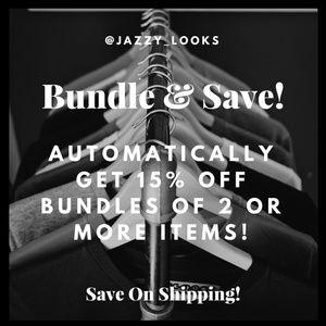 ✨ Bundle and Save! ✨